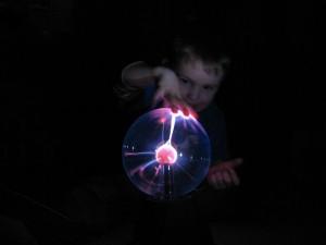 Plasmakugel kaufen Plasmalampe Kinder