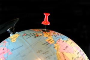schwebender Globus, Erdkugel für den Schreibtisch